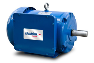 Elektrim High Torque Single Phase Rolled Steel Electric Motors