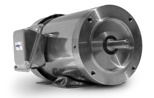 Elektrim Single & Three Phase Stainless Steel Washdown Electric Motors