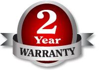 TMX Chucks 2 Year Warranty