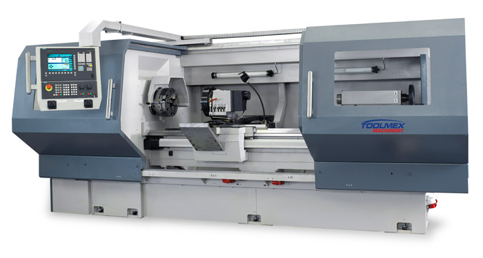 cnc lathe machine operation