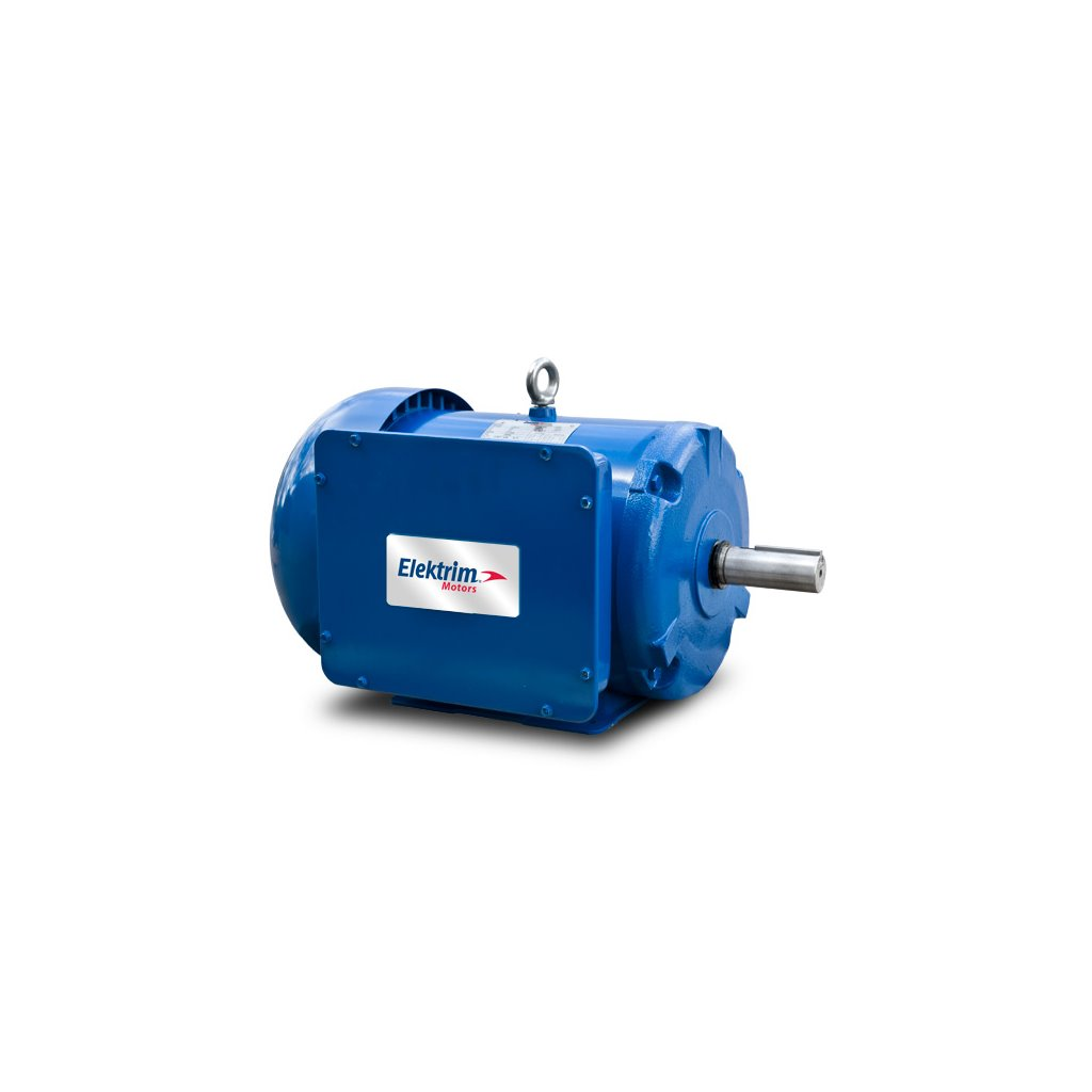 Single Phase High Torque Foot Mounted Electric Motors