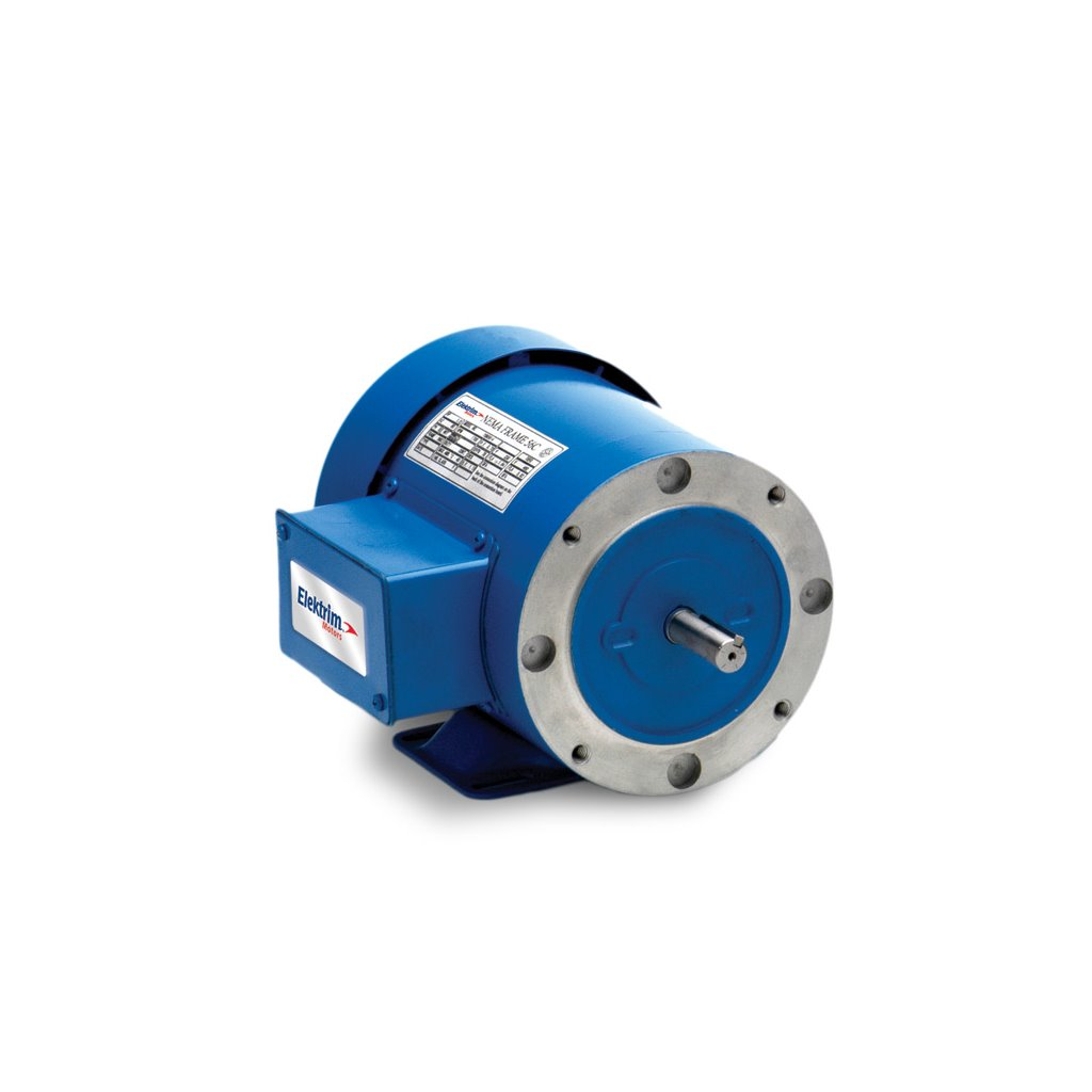Three Phase 56c Foot Mounted Electric Motors Results