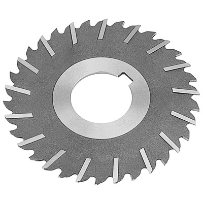 """2/"""" Dia x 3//16/"""" Wide x 1//2/"""" Arbor Hole 14 Tooth HSS Side Milling Cutter Toolmex"""